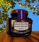 Javorově-borůvkový džem