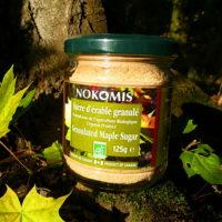 BIO javorový cukr 125 g