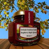 Javorovo- malinový džem